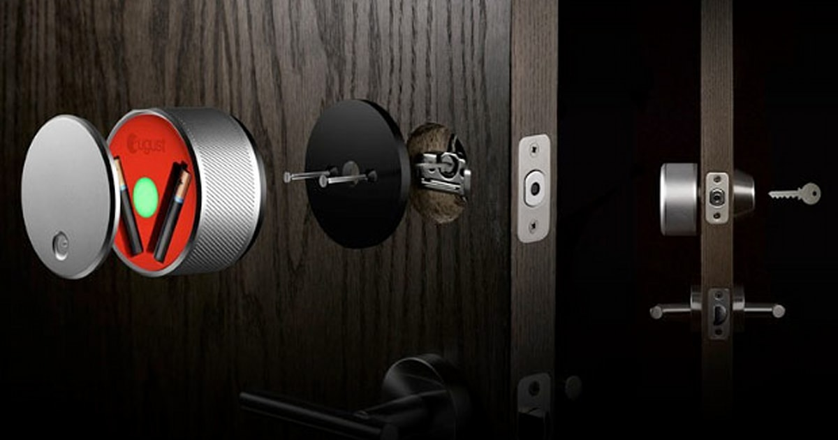August Smart Lock Delayed Until Q1 2014 Available For Pre
