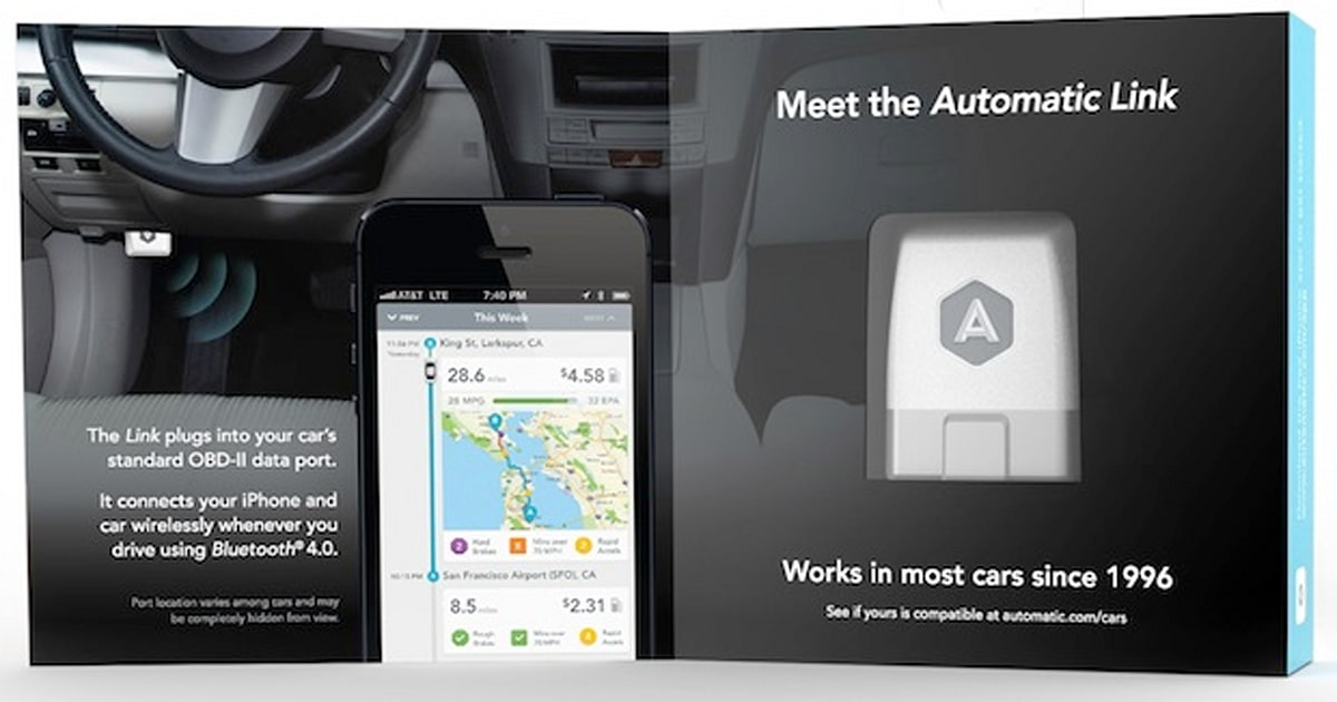 Automatic Link Promises To Be Personal Driving Assistant