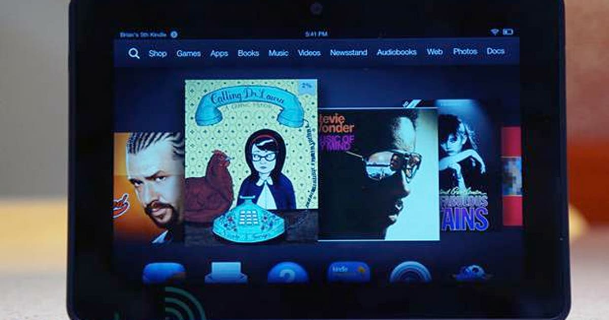Kindle Vs Sony Reader: Amazon Kindle Fire HDX Review (7-inch