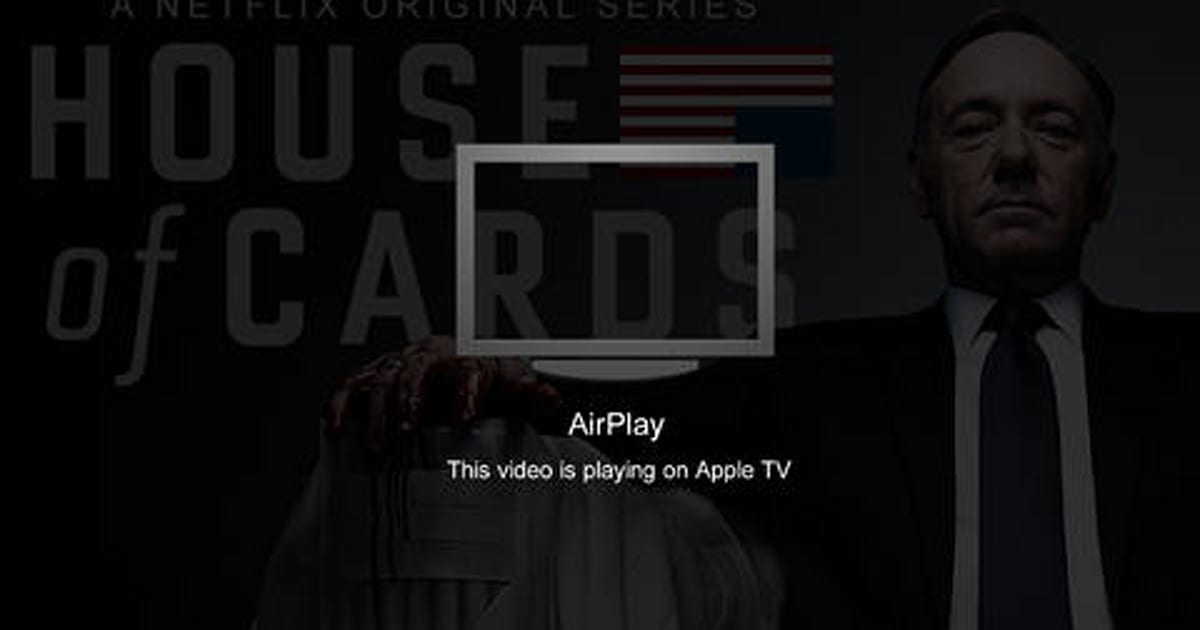 Netflix Brings HD Video And AirPlay Streaming To IPhone