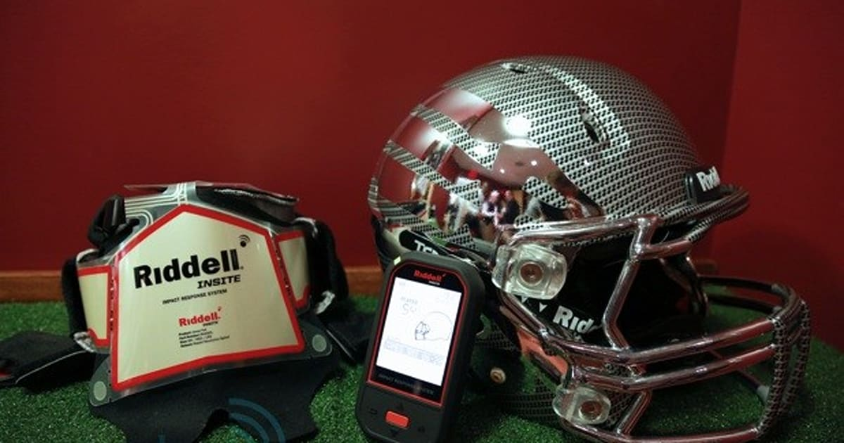 football concussions could be reduced if riddells insite