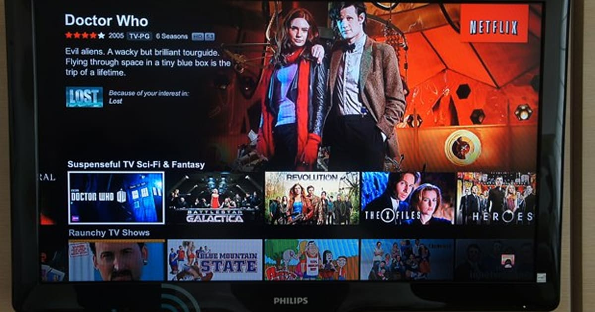 Netflix updates Xbox 360, PS3, Roku and Smart TV apps with unified