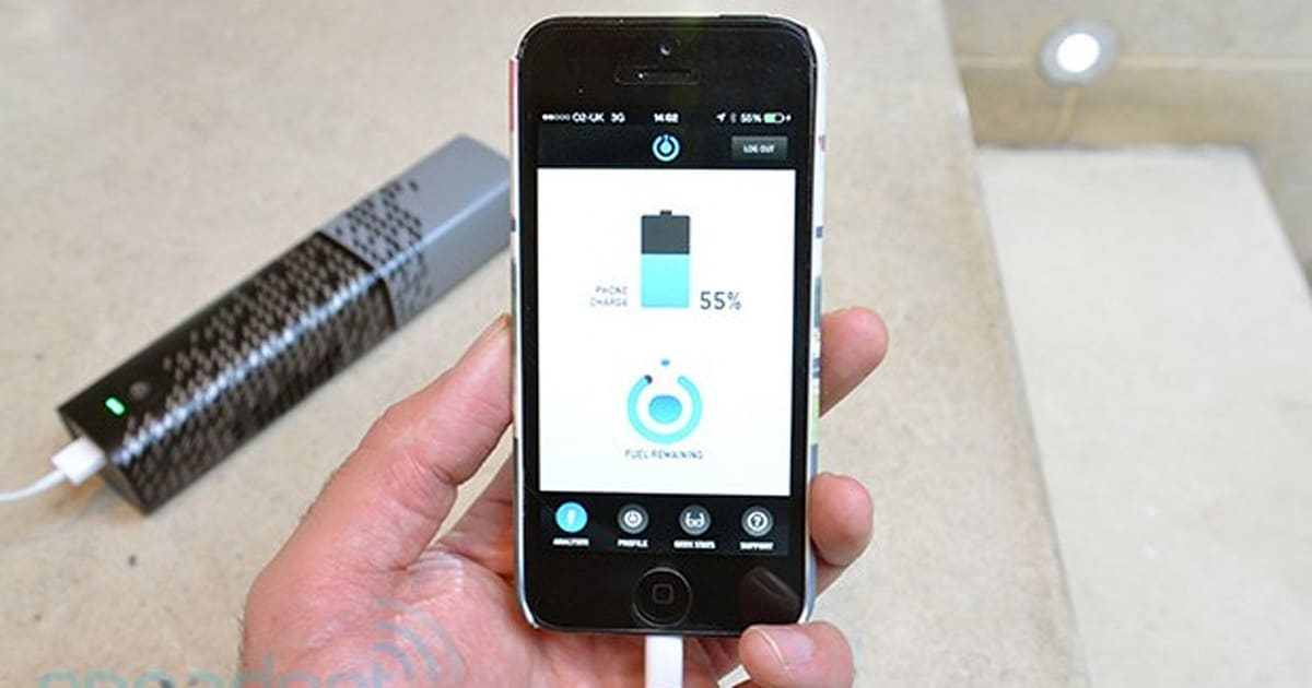 Upp Is A 199 Hydrogen Fuel Cell For Usb Devices That Lets