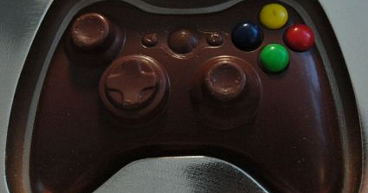 you could be eating this xbox 360 controller update 1