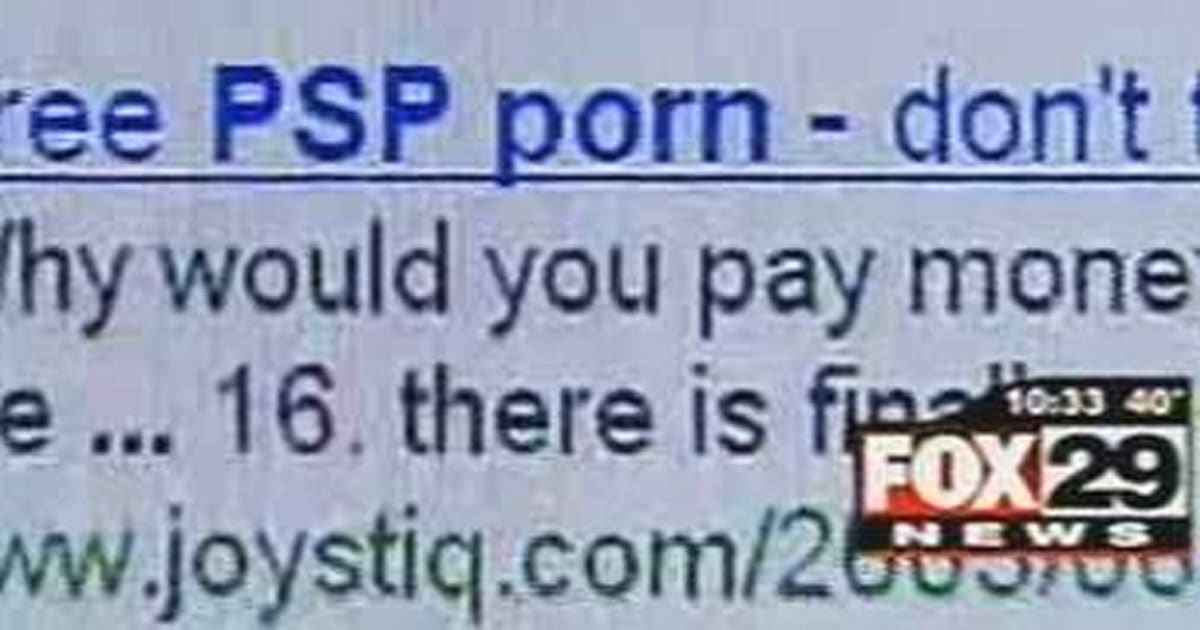 Save Porn To Psp 34