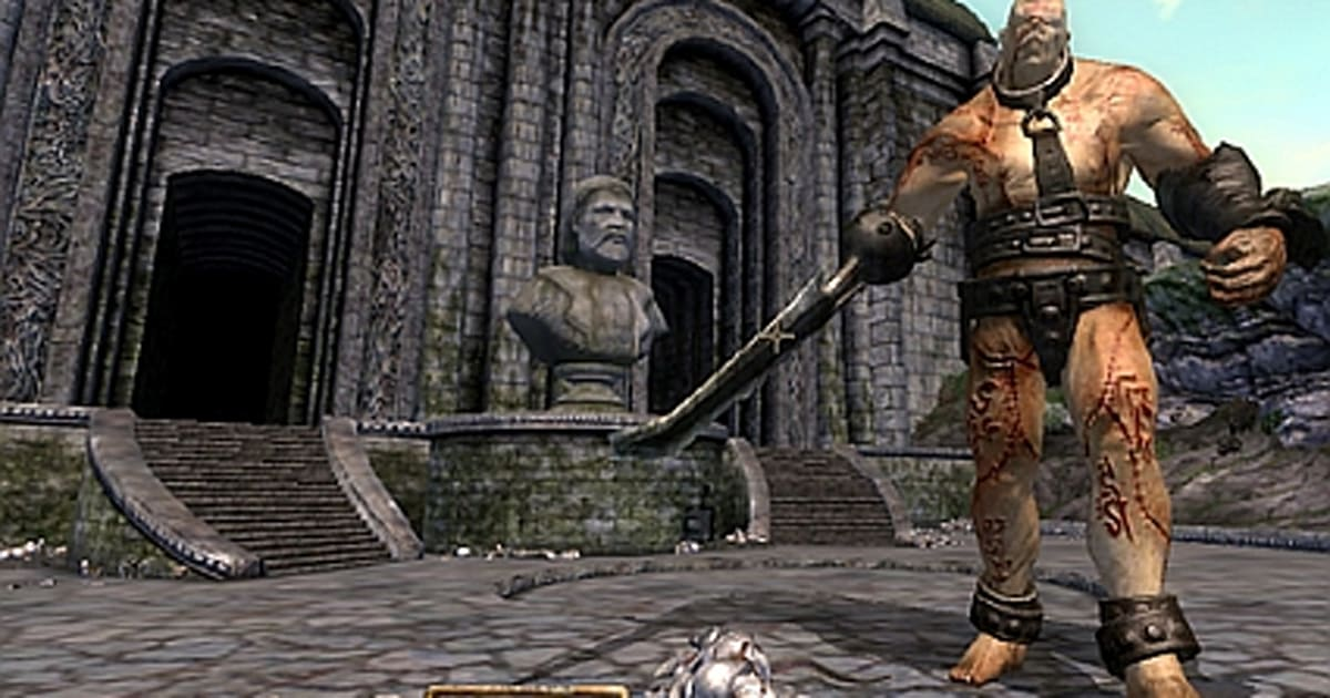 Oblivion Game of the Year Edition coming in September