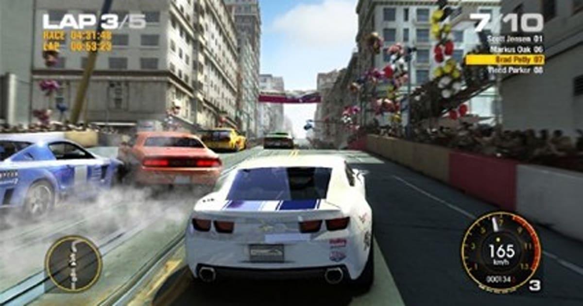 GRID comparison video simply 'a mistake' says Gametrailers EIC