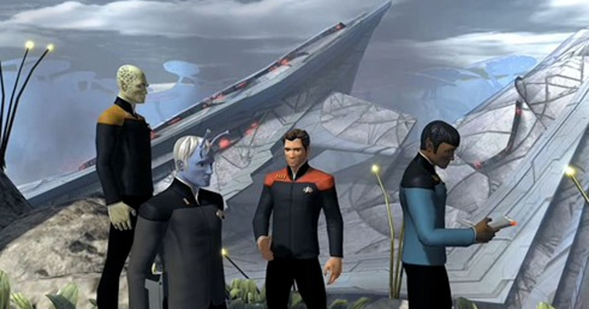 Star Trek Online console editions won't have cross-play