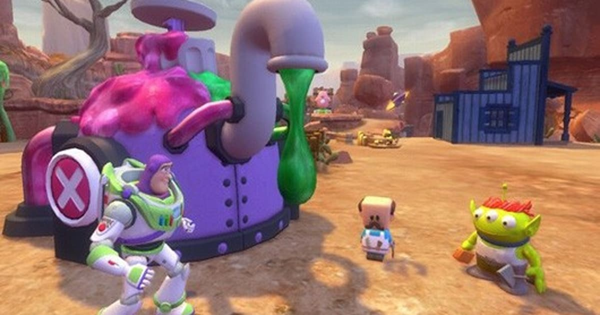 Scarecrow Toy Story 3 Game : Toy story hybrid premium edition contains ps game and