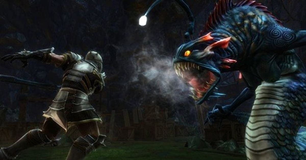 Kingdoms of Amalur: Reckoning preview: The path of promises