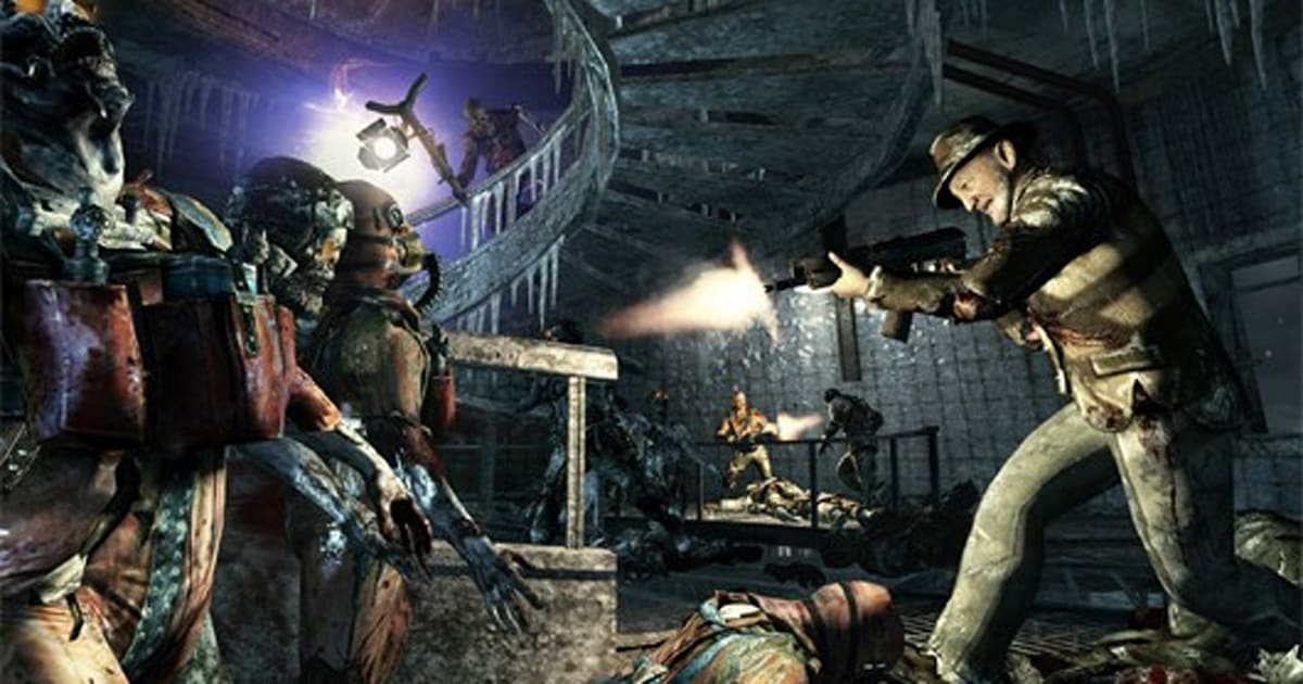 Escalation drops on Black Ops PC today
