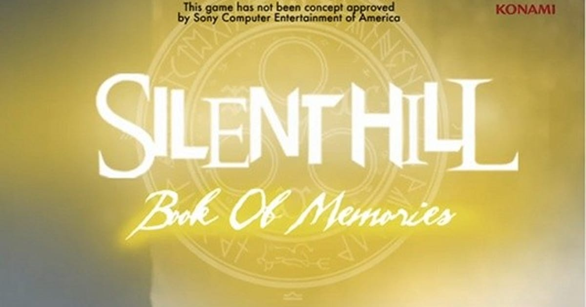 Silent Hill Book Of Memories Is Multiplayer Not Made By Vatra