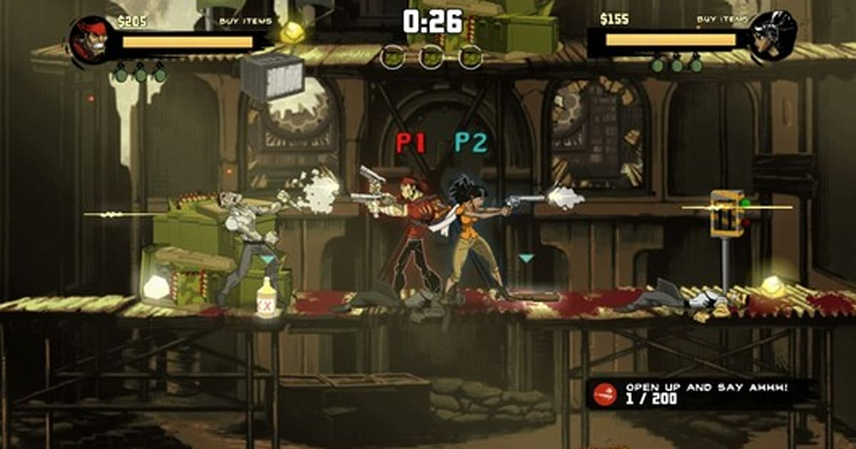 Shank 2 announced during EA Vegas press conference, coming 'early 2012'