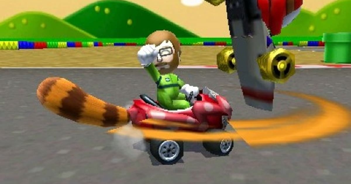 mario kart 7 review an exercise in fun frustration. Black Bedroom Furniture Sets. Home Design Ideas