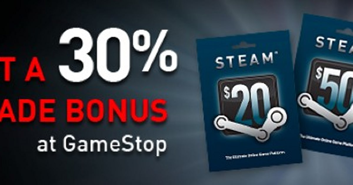 how to use a gamestop gift card on steam