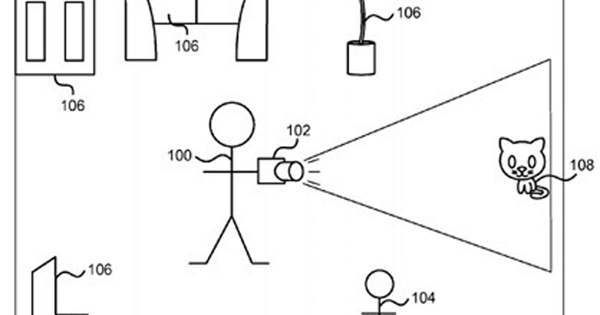 Kinect goes mobile, gets movie editing in Microsoft patent