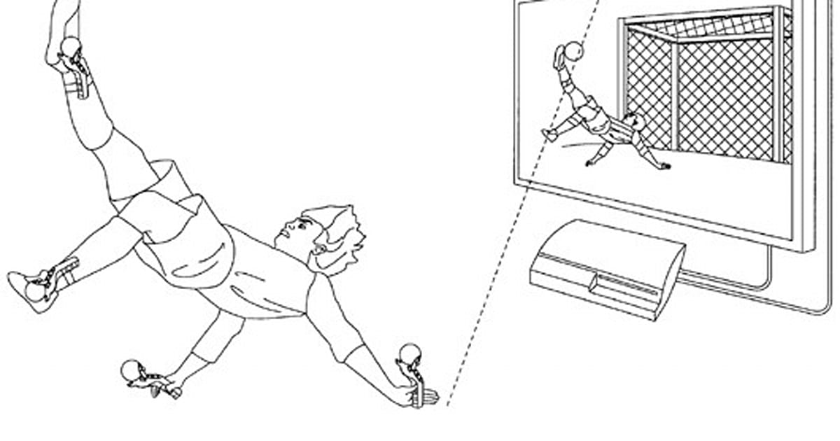 Sony patent shows redesigned Move with dangerous possibilities