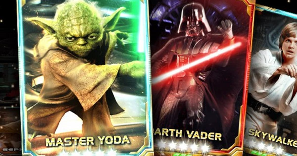 Star Wars: Force Arena Android Gameplay (iOS/Android) (by ...