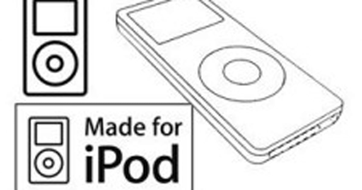 Apple gets trademark for iPod shape