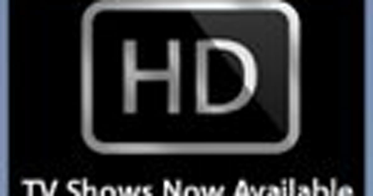 Free iTunes HD TV shows