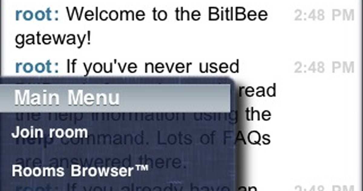 Aol chat rooms for iphone