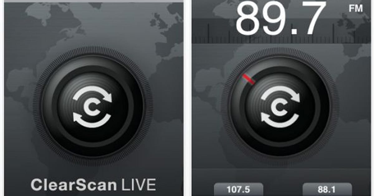 Belkin releases FM transmitter with iPhone app for finding clear