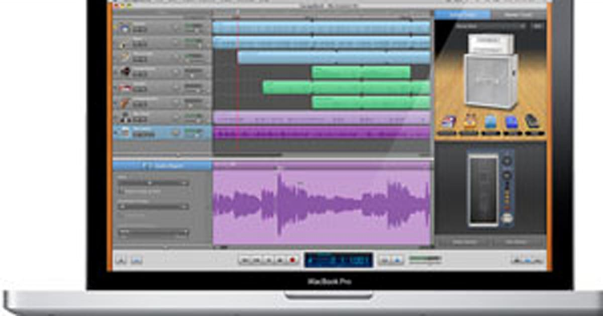 Review garageband 39 11 is worth diving into for Apple book 300