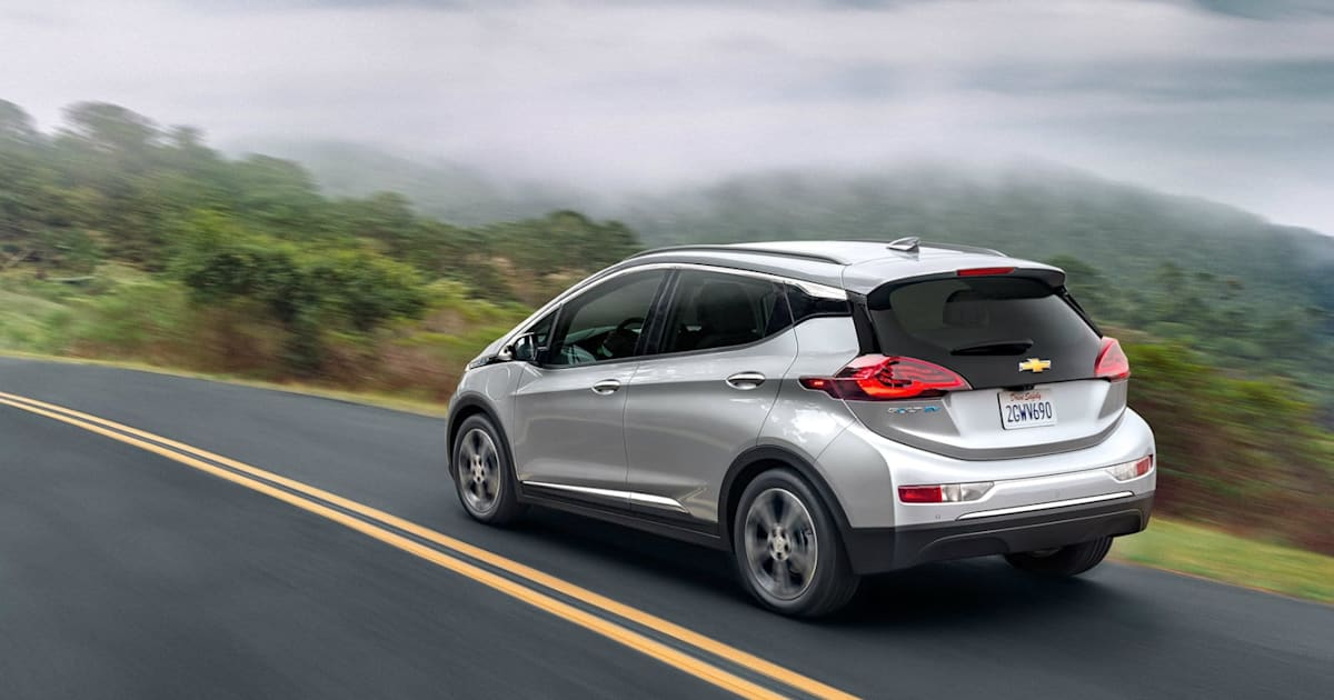 GM wants a national tax credit program for electric vehicles