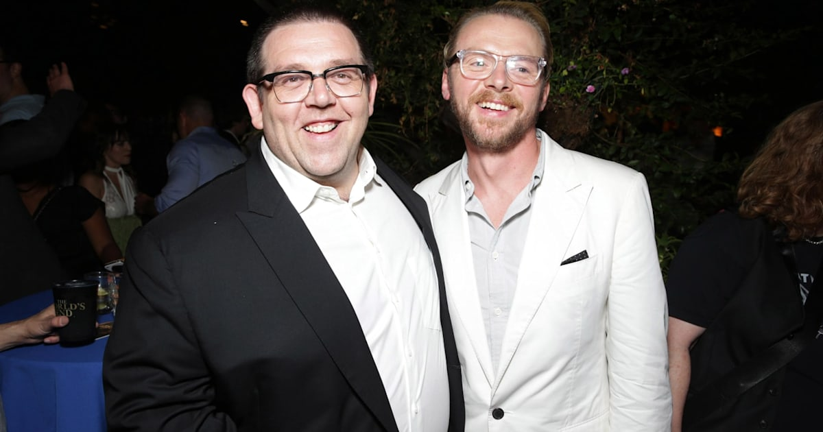 Simon Pegg and Nick Frost's new comedy series is an Amazon ...