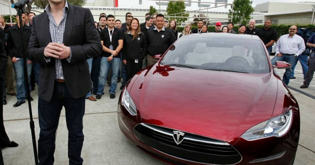 Tesla's $35,000 car will be called the Model 3 | Engadget
