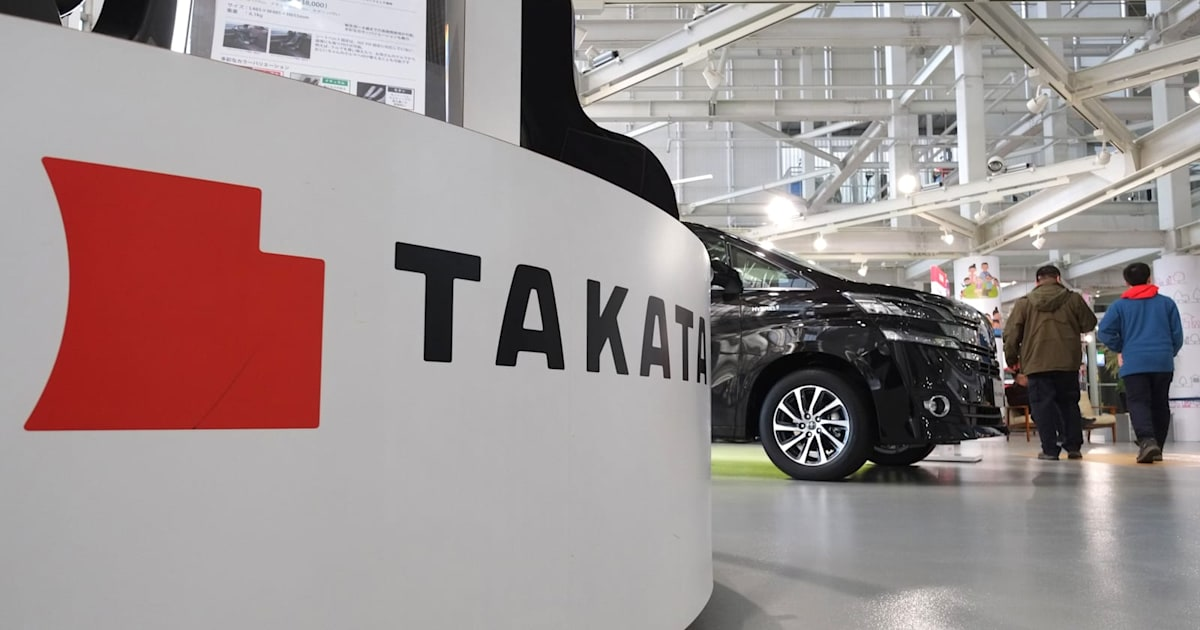 Auto Airbag Settlement >> Takata pleads guilty to fraud in faulty airbag cover-up