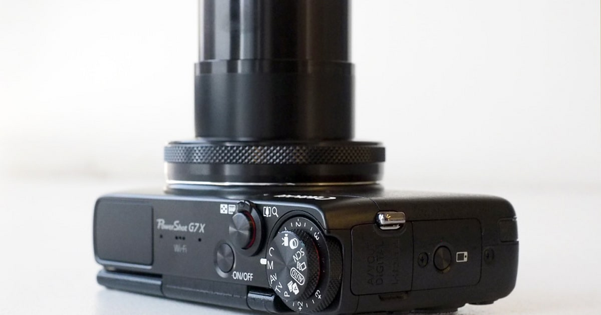 Canon targets Sony's popular RX100 with PowerShot G7 X ...