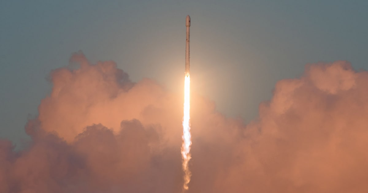Spacex To Launch Its Satellite Internet Prototypes This
