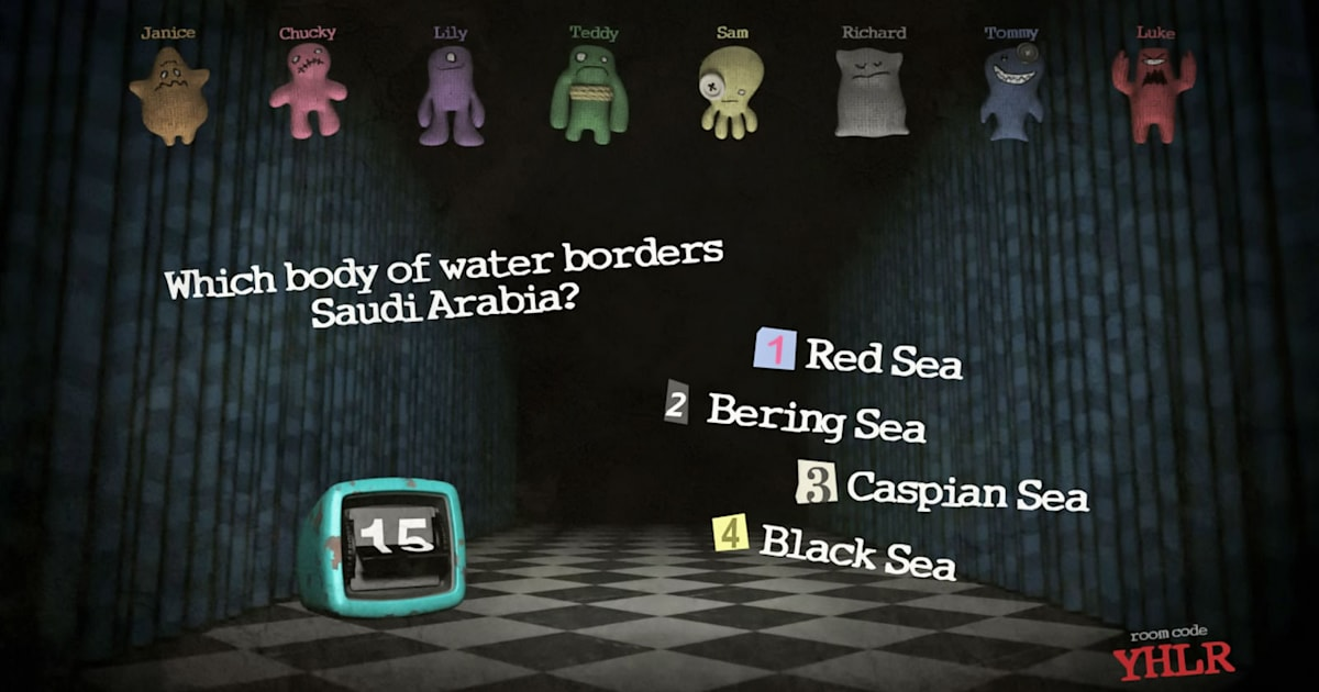 Jackbox releases its latest party game pack on October 18th