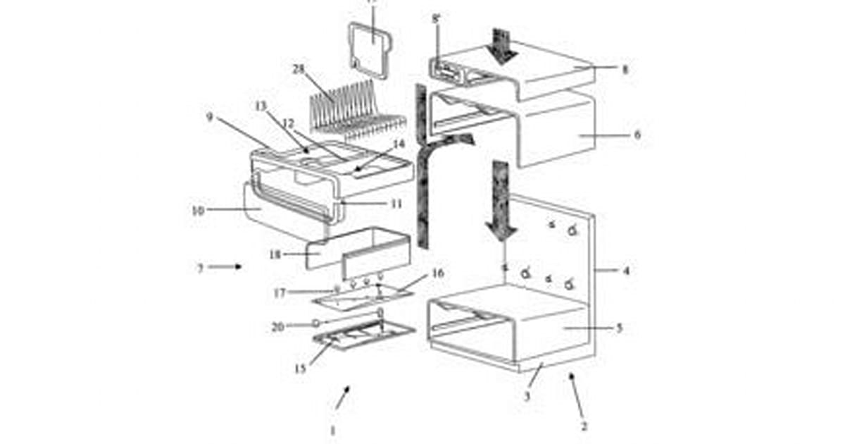 Inventor's patent application reveals
