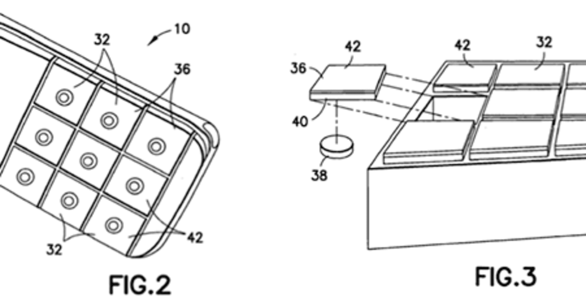 Nokia patents haptic system to simulate linear motion