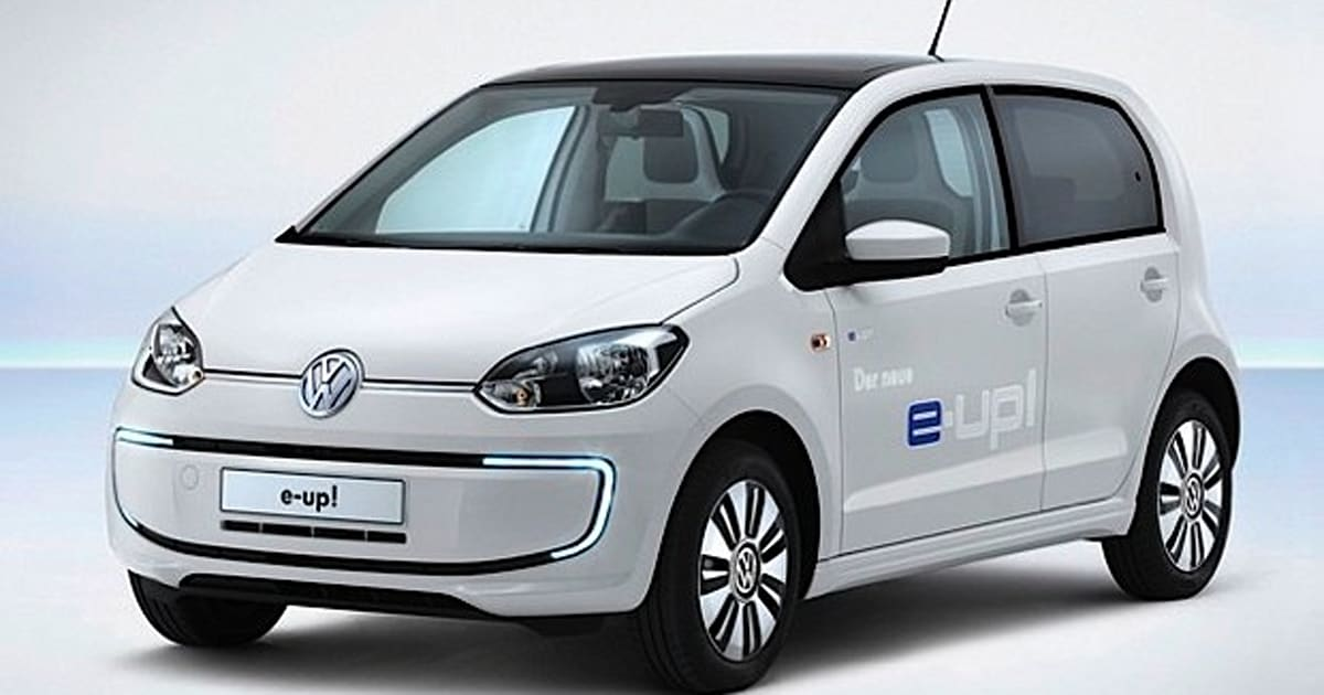 volkswagen shows production     mile range  acdc charging