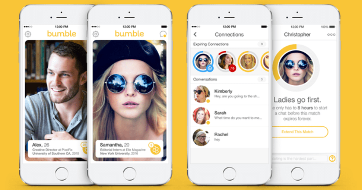Bumble dating app tips