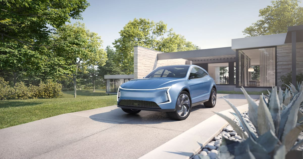 sf motors reveals two electric suvs with 300 miles of range. Black Bedroom Furniture Sets. Home Design Ideas