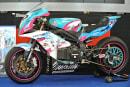 電動バイクのMIRAIが今年も初音ミクとコラボ、レーシングミク仕様の「TT 零13 改」でパイクス参戦