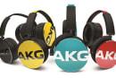 AKGが大胆デザインのポータブルヘッドホン『Y50』と『Y40』、Bluetooth版『Y45 BT』発表