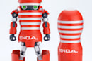 あの「TENGA」が変形ロボットに!?「メガTENGAビーム」付属の初回限定版も