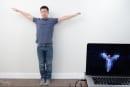 普通の壁に家電品やゲームをコントロールする機能を持たせる研究