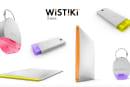 スマホと連携して忘れ物防止、オシャレな探しモノ系ガジェット「Wistiki by Starck」 世永玲生