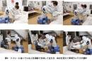 理研、クマ型の介護ロボットROBEARを発表。柔らかな抱っこや移乗に対応