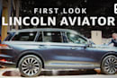 Lincoln's 2020 Aviator SUV kneels to greet its driver