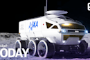 Japan's moon rover will be made by Toyota