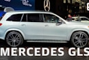 The new Mercedes-Benz GLS is luxuriously extra
