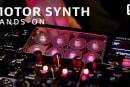 Drone motors make wonderfully grungy synth music