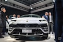 Lamborghini's 650HP Urus is equal parts muscle and infotainment